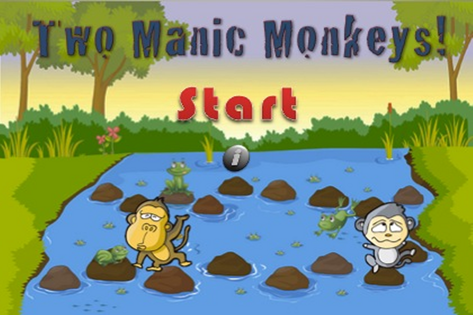 Screenshot Two Manic Monkeys v1.0
